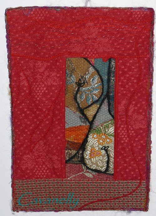 vitrail...façon Ina dans art textile vitrail-2